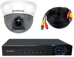 AHD камеры видеонаблюдения: отличия и особенности применения