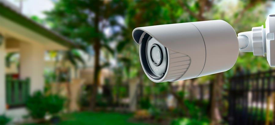 Видеонаблюдение для частного дома/коттеджа