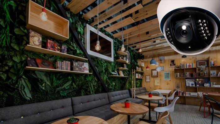Зачем нужна система видеонаблюдения в кафе и ресторане?