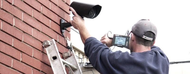 Ремонт камер видеонаблюдения, охранных систем и сигнализаций