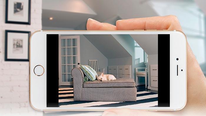 Система видеонаблюдения для частного дома или коттеджа