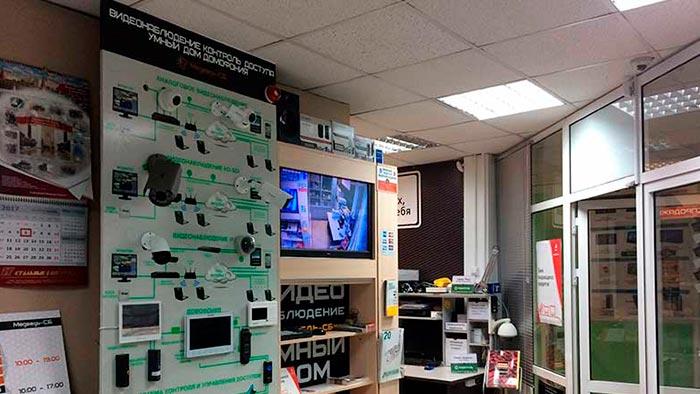 Зачем нужна система видеонаблюдения в торговом центре?