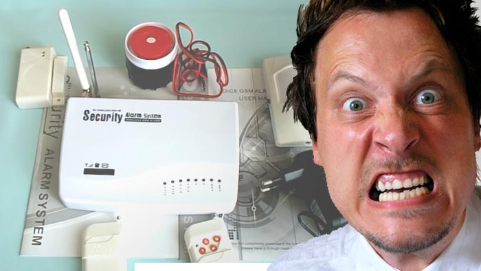 Можно ли взломать домашнюю сигнализацию? Как обезопасить себя от взлома GSM сигнализации