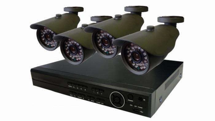 Как реализована ночная съемка в системах видеонаблюдения?
