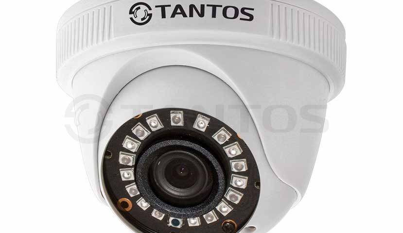 Купольная видеокамера Tantos HD TSc-EBecof1 (2.8)