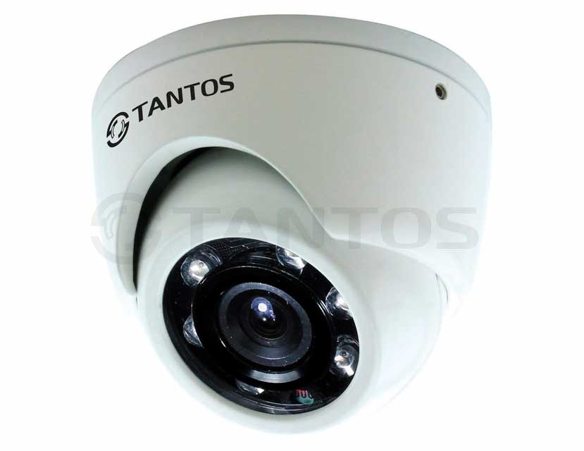 Купольная видеокамера Tantos TSc-EBm1080pHDf (3.6)