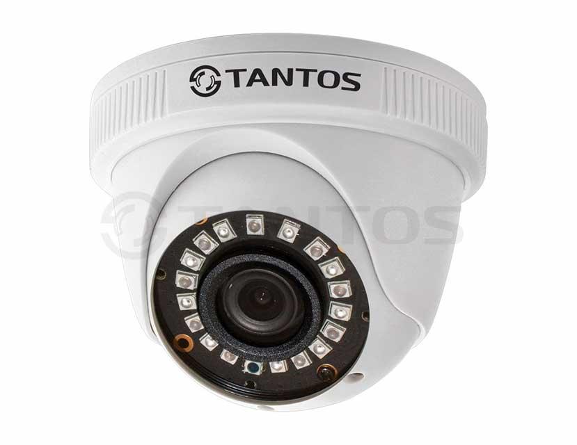 Купольная видеокамера Tantos TSc-Ebecof24 (3.6)