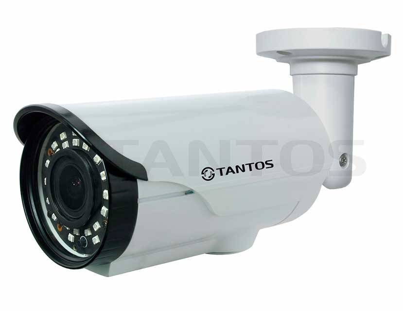 Купольная видеокамера Tantos TSc-PL720pHDv (2.8-12)
