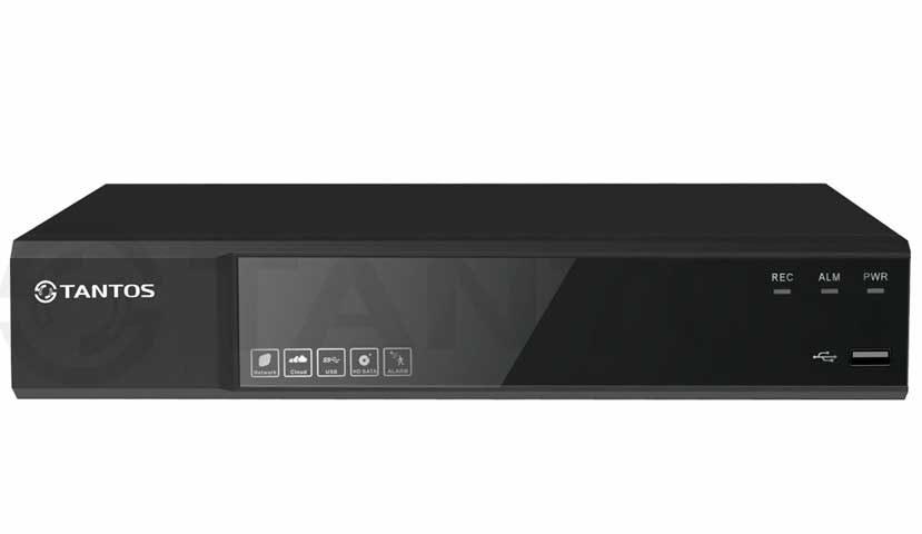 HD-видеорегистратор Tantos TSr-UV1622 Eco