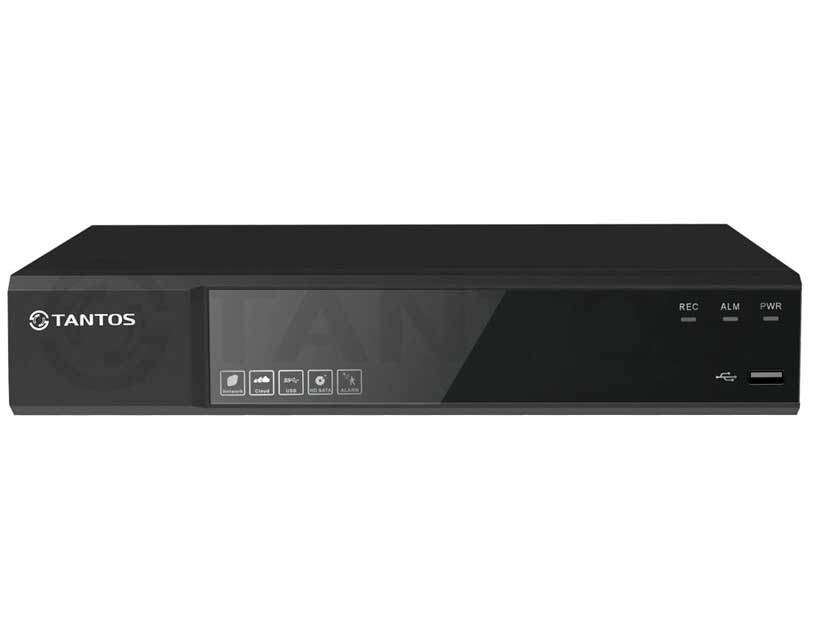 HD-видеорегистратор Tantos TSr-UV0811 Eco T