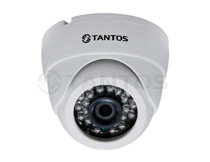 Купольная IP-камера Tantos TSi-Ebecof22 (3.6)