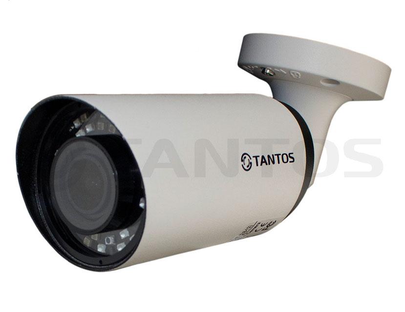 Цилиндрическая IP-камера Tantos TSi-Pe25VP (2.8-12)