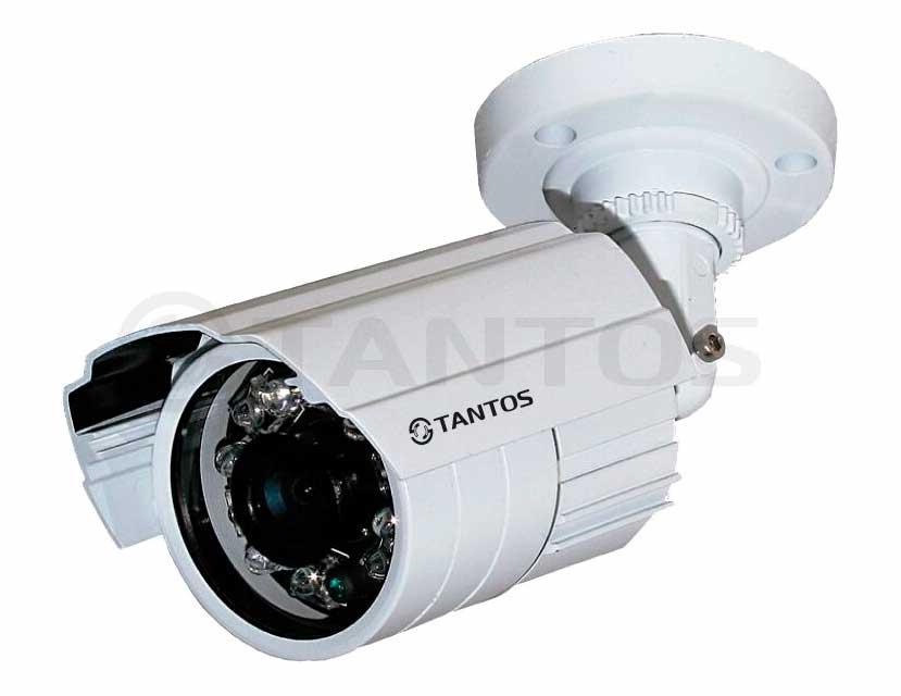 Цилиндрическая видеокамера TSc-P720pHDf (2.8)