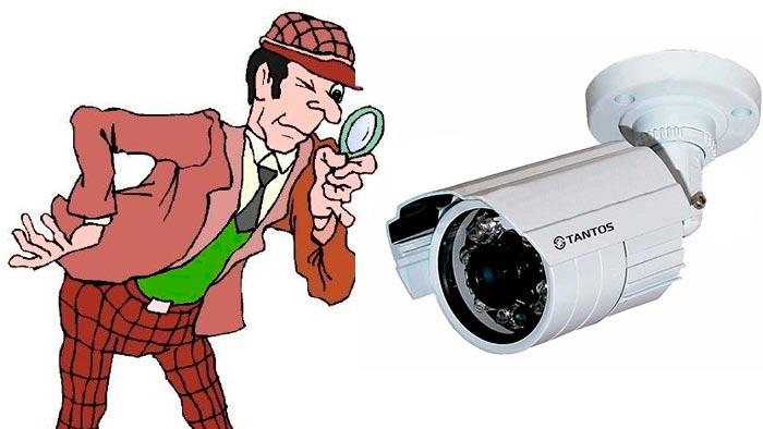 Как раскрываются преступления с помощью камер видеонаблюдения?