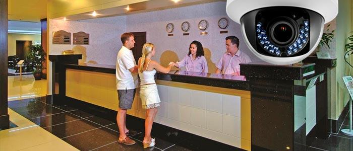 Системы видеонаблюдения для гостиниц