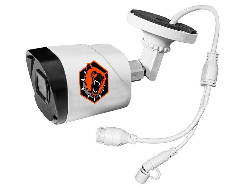 AHD-видеокамера MSB-PI4Poe(2,8)