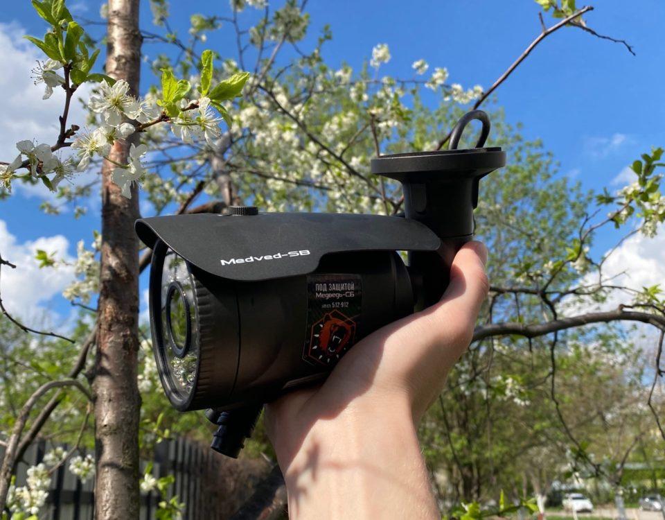 AHD-видеокамера MSB-PA2SV (2,8)