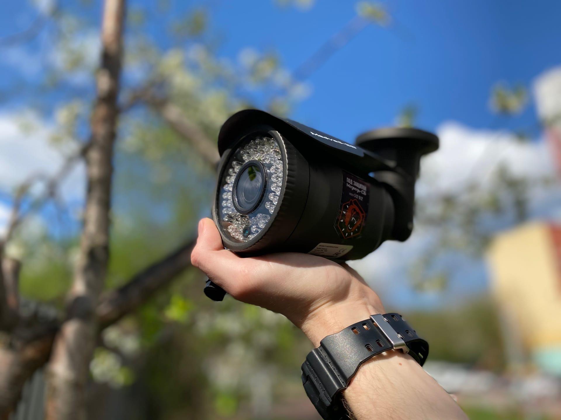 AHD-видеокамера MSB-PvA2 (2,8-12)