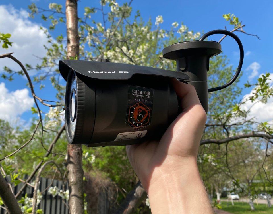 AHD-видеокамера MSB-PA2 (2,8)