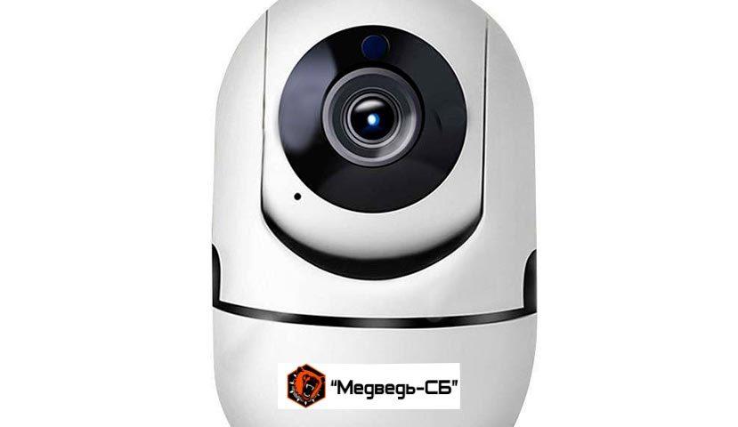 Wi-Fi купольная AHD-камера MSB-Home 1.0 MP